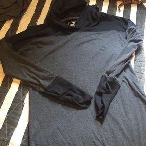 Puma hooded shirt